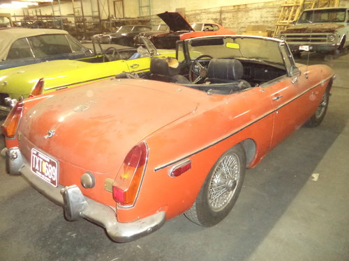 1972 MGB Roadster $3500 USD For Sale (picture 6 of 6)