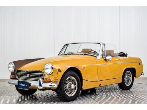1965 MG Midget MK2  For Sale (picture 1 of 6)