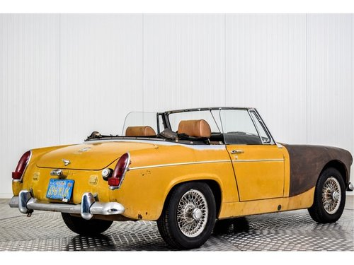 1965 MG Midget MK2  For Sale (picture 2 of 6)