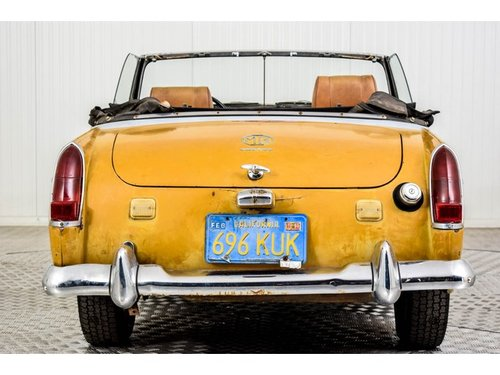 1965 MG Midget MK2  For Sale (picture 4 of 6)