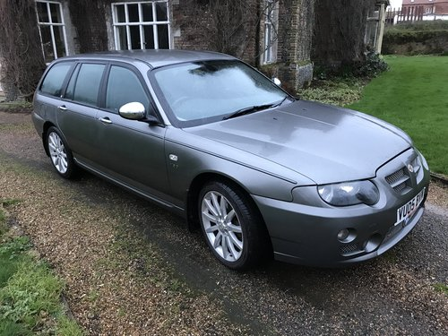 2005 MG ZTT+ V6 190 estate For Sale (picture 1 of 6)