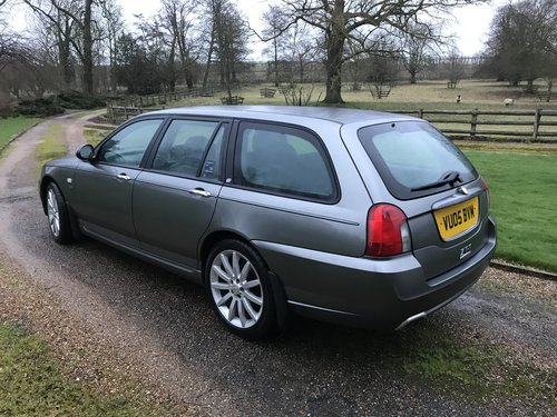 2005 MG ZTT+ V6 190 estate For Sale (picture 3 of 6)