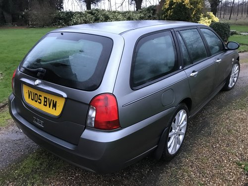 2005 MG ZTT+ V6 190 estate For Sale (picture 4 of 6)