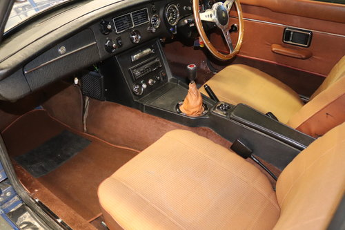 1974 FACTORY GT V8 with upgrades SOLD (picture 2 of 6)