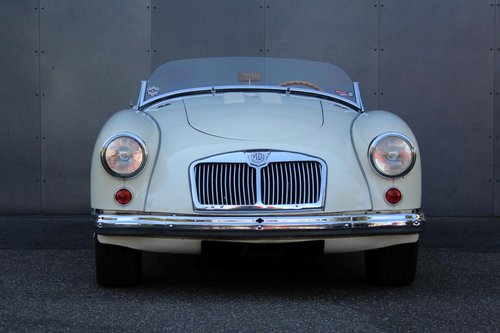 1958 MG A 1500 Supercharged LHD For Sale (picture 2 of 6)