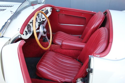 1958 MG A 1500 Supercharged LHD For Sale (picture 3 of 6)