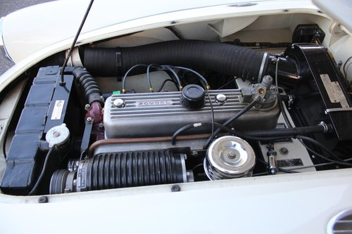 1958 MG A 1500 Supercharged LHD For Sale (picture 4 of 6)
