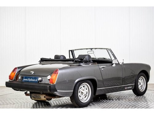 1975 MG Midget 1500 For Sale (picture 2 of 6)