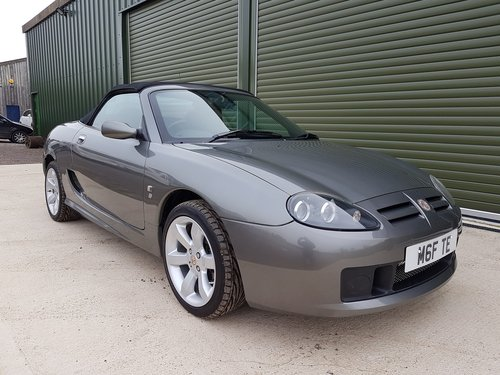 2004 MG MGTF 135 Roadster SOLD (picture 1 of 6)
