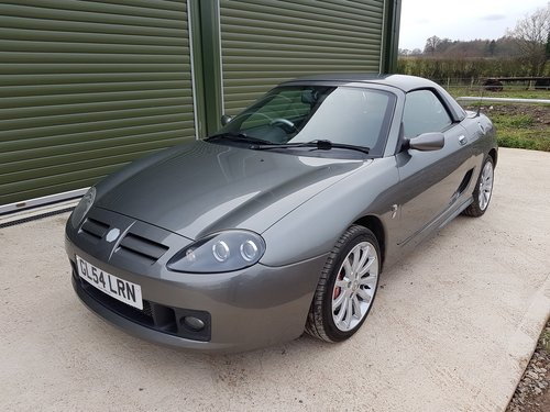 2005 2004 MG TF135 Limited Edition SOLD (picture 3 of 6)