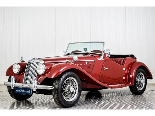 1955 MG T-Type 1500 TF Midget For Sale (picture 1 of 6)