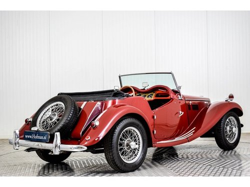 1955 MG T-Type 1500 TF Midget For Sale (picture 2 of 6)