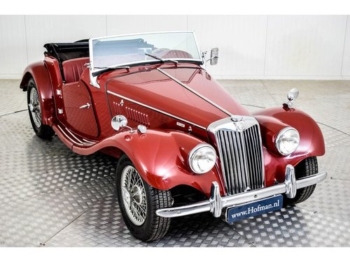 1955 MG T-Type 1500 TF Midget For Sale (picture 3 of 6)