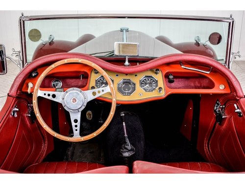 1955 MG T-Type 1500 TF Midget For Sale (picture 4 of 6)