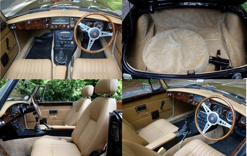 1970 MGB Roadster For Sale (picture 4 of 6)