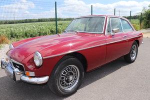 1974 Factory Chrome GT V8, 1 previous owner.