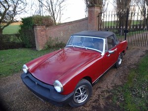 Picture of 1978 MG Midge SOLD