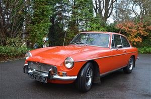 Exceptional 1971 MGBGT For Sale