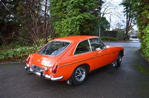 Exceptional 1971 MGBGT For Sale (picture 3 of 6)