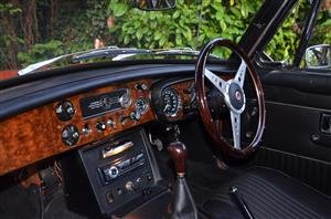 Exceptional 1971 MGBGT For Sale (picture 6 of 6)