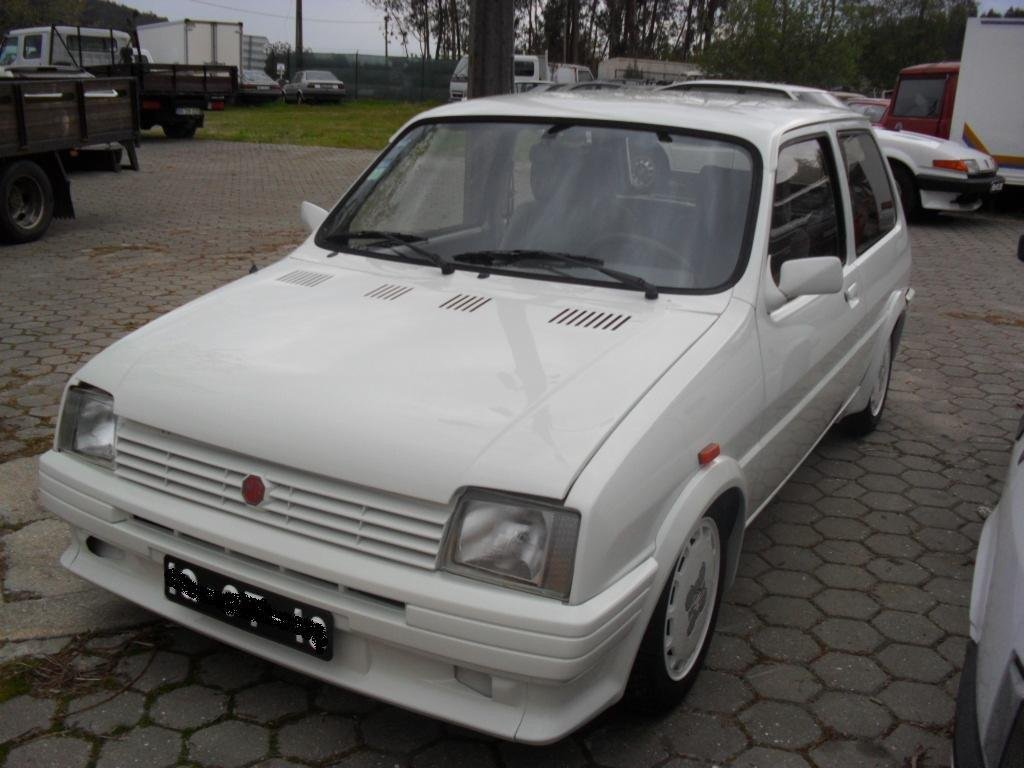 1986 MG Metro Turbo For Sale (picture 1 of 6)