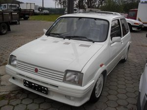 1986 MG Metro Turbo For Sale