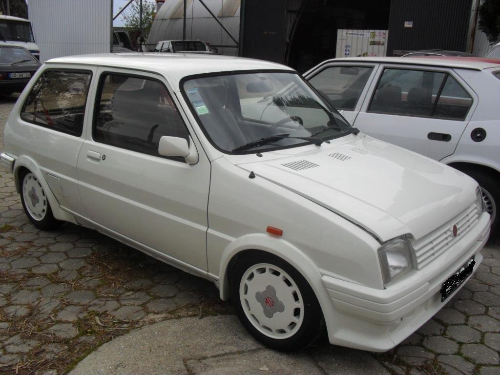 1986 MG Metro Turbo For Sale (picture 2 of 6)