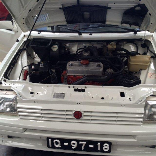 1986 MG Metro Turbo For Sale (picture 5 of 6)