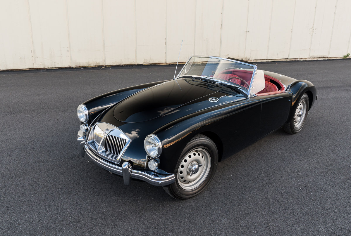 1962 MG A MK II Deluxe For Sale (picture 1 of 6)