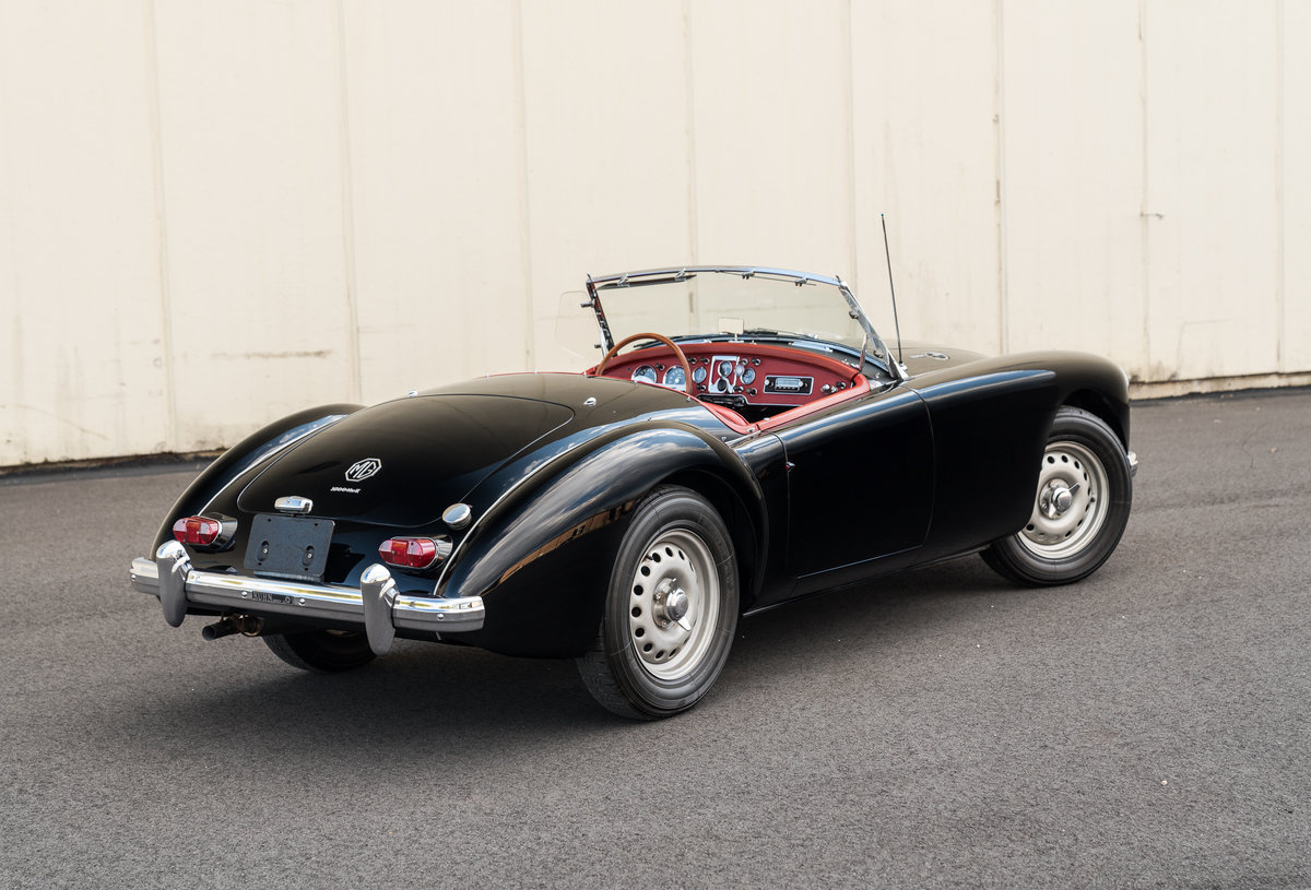 1962 MG A MK II Deluxe For Sale (picture 2 of 6)