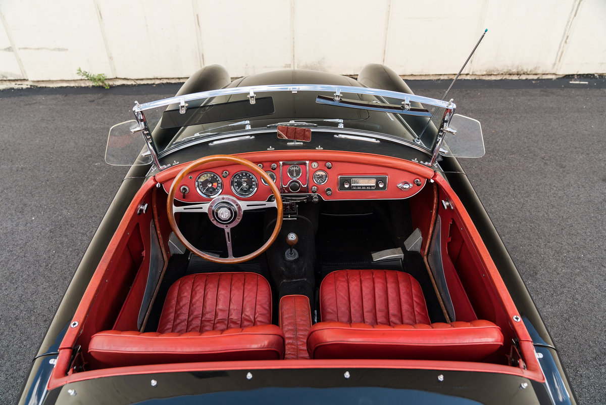1962 MG A MK II Deluxe For Sale (picture 4 of 6)