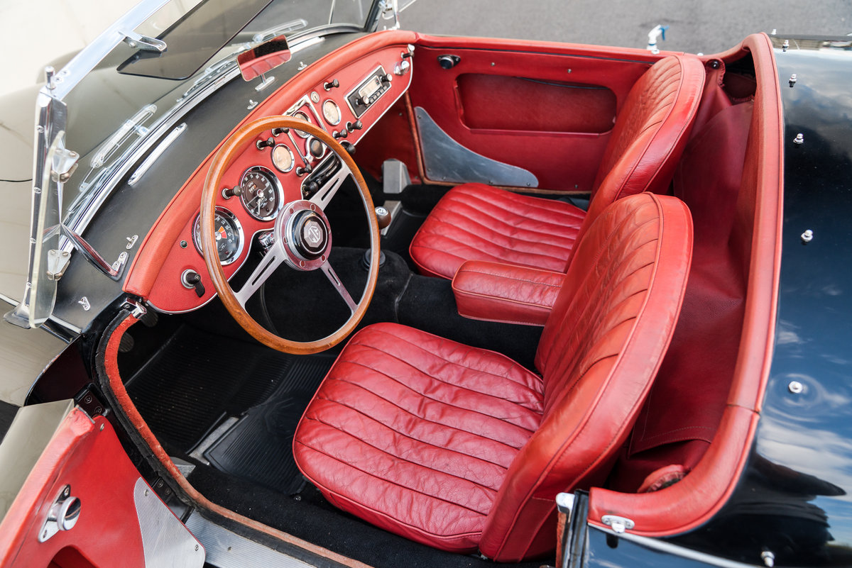 1962 MG A MK II Deluxe For Sale (picture 5 of 6)
