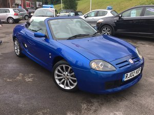 2002 VERY LOW MILEAGE MG TF For Sale