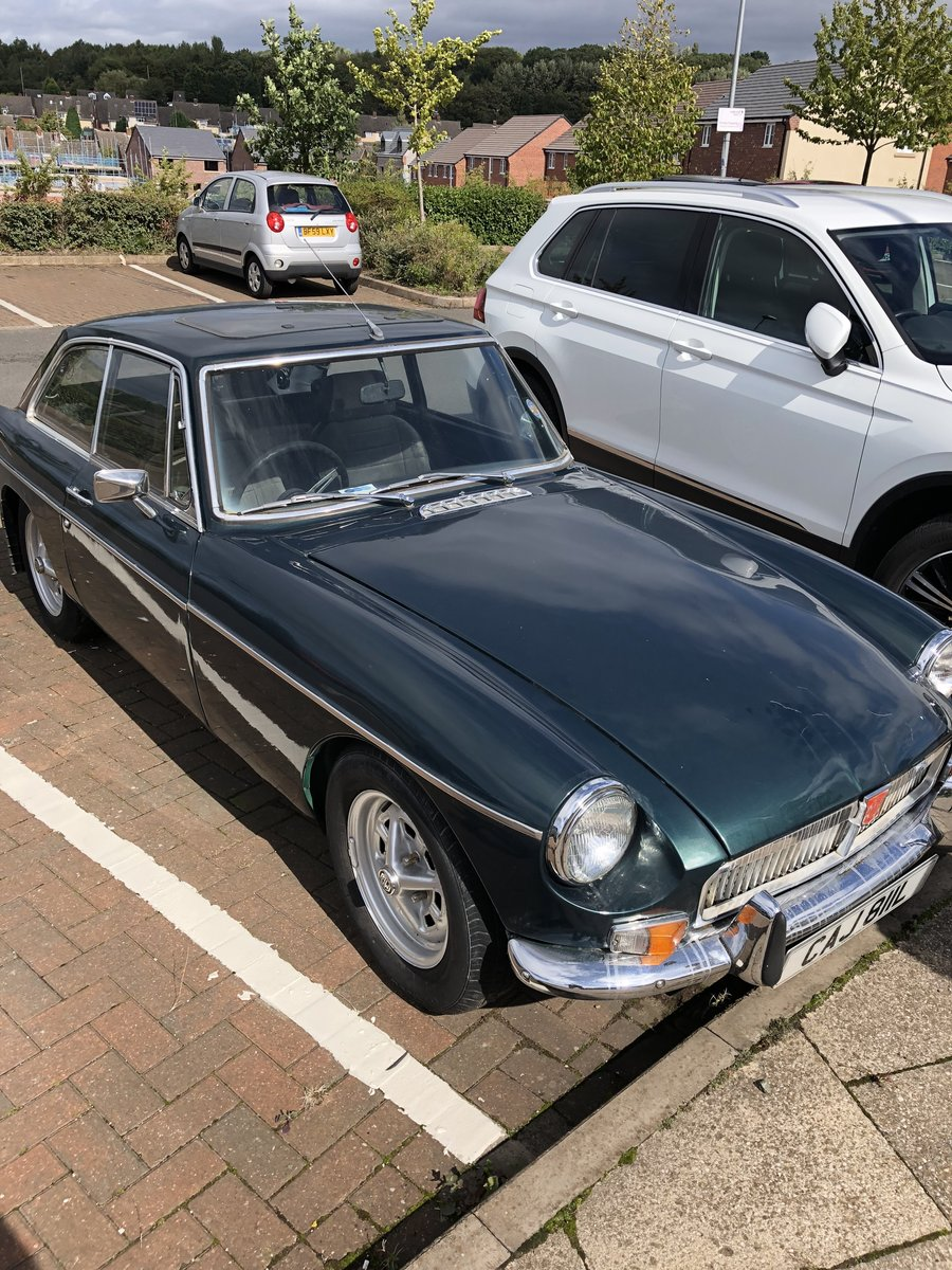 1973 MGB GT For Sale (picture 3 of 6)