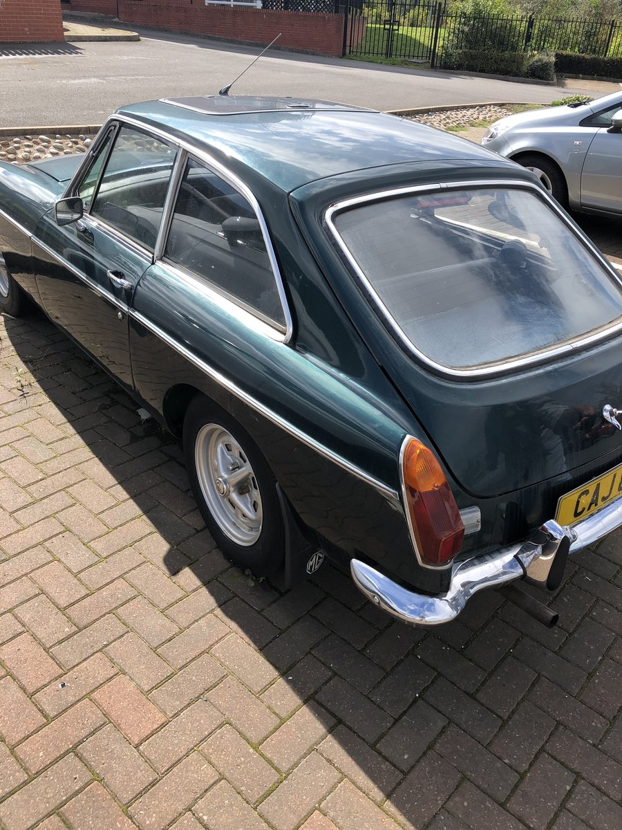 1973 MGB GT For Sale (picture 5 of 6)
