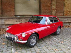 MGB GT 1966 nut and bolt restoration For Sale