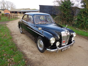 1957 A FULLY REBUILT, LOW MILEAGE, MG MAGNETTE ZB!