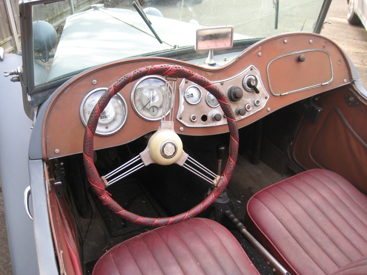 1953 MG TD  SOLD (picture 5 of 6)