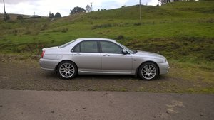 2004 mg zt 1.8t 160+ saloon For Sale