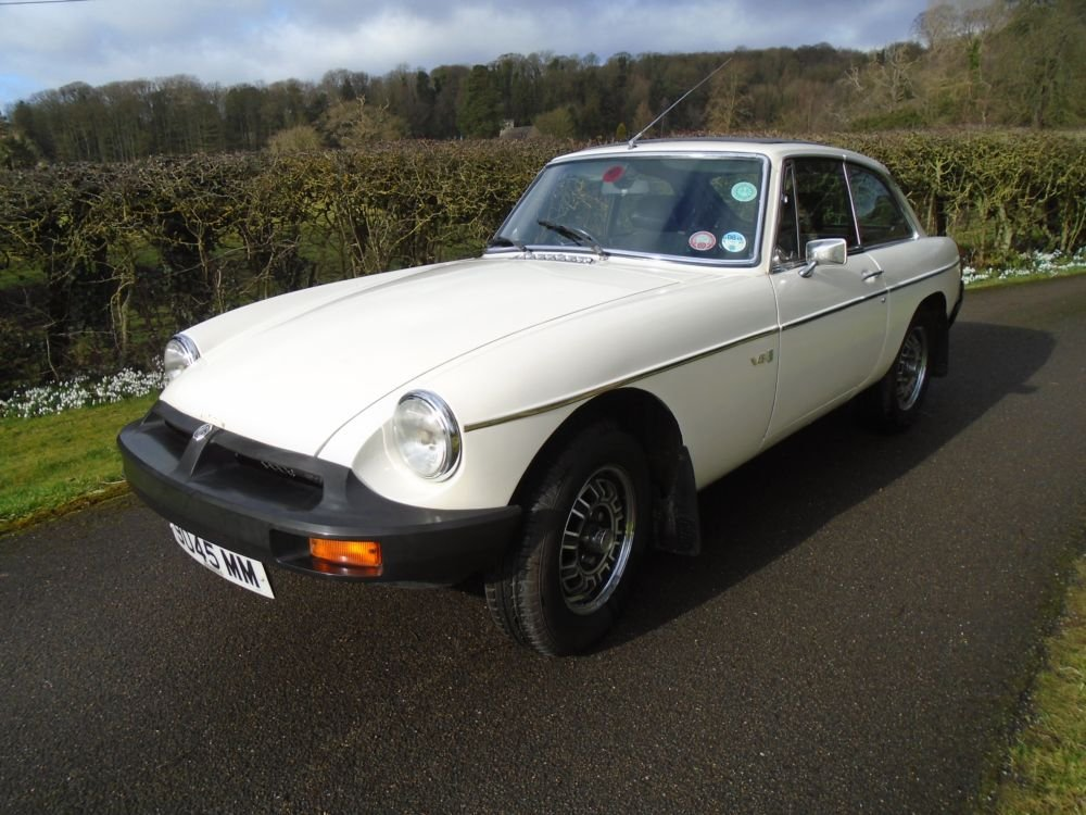 1975 MGB GT V8 with Overdrive ~ PRICE REDUCED!! For Sale (picture 2 of 6)