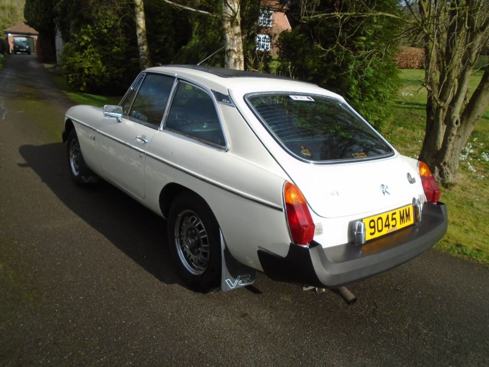 1975 MGB GT V8 with Overdrive ~ PRICE REDUCED!! For Sale (picture 3 of 6)