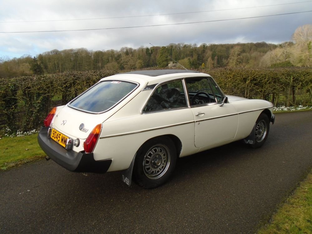 1975 MGB GT V8 with Overdrive ~ PRICE REDUCED!! For Sale (picture 4 of 6)