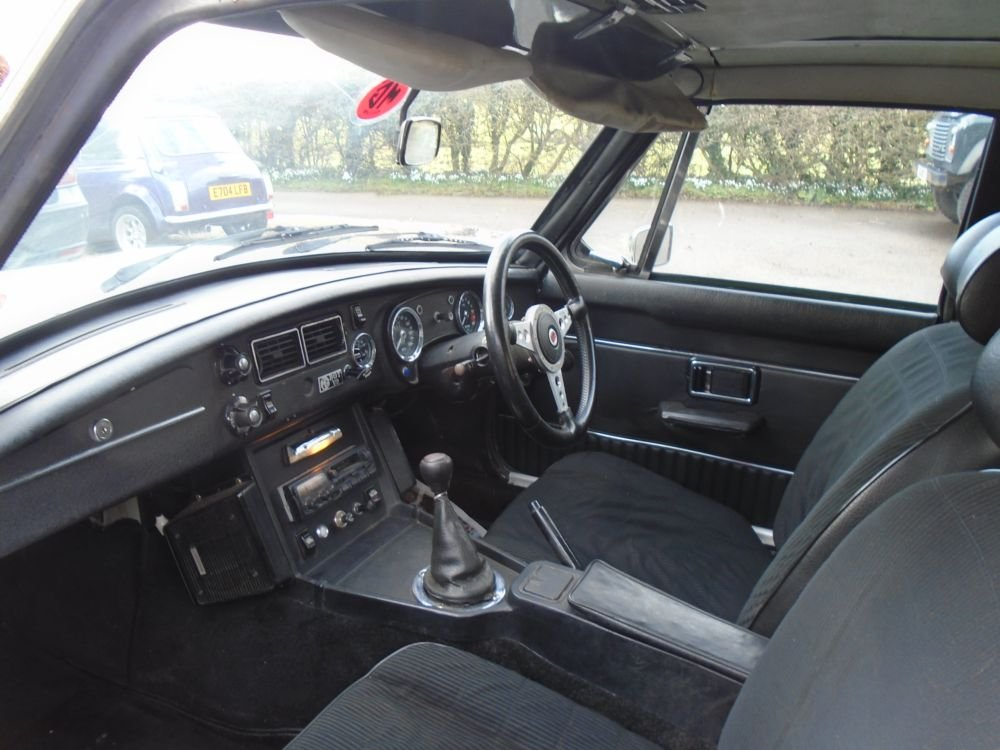 1975 MGB GT V8 with Overdrive ~ PRICE REDUCED!! For Sale (picture 5 of 6)