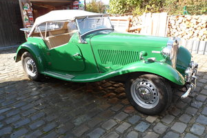 1953 MG TD MKII For Sale
