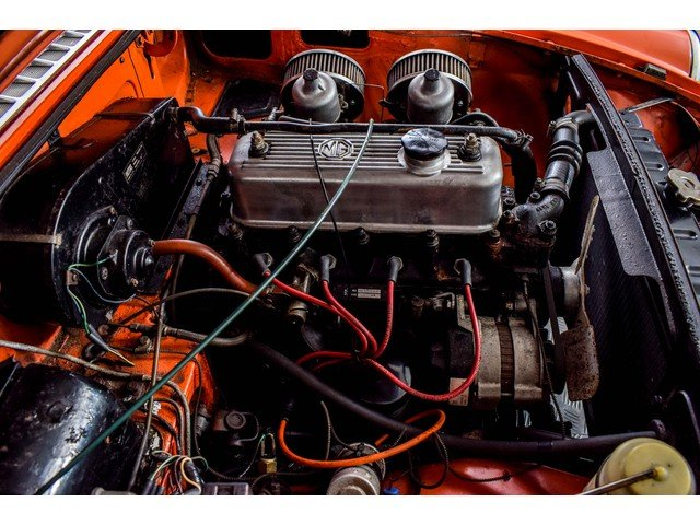 1972 MG MGB Roadster 1800 Overdrive RHD For Sale (picture 6 of 6)