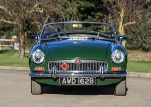 1964 MG B Roadster SOLD by Auction