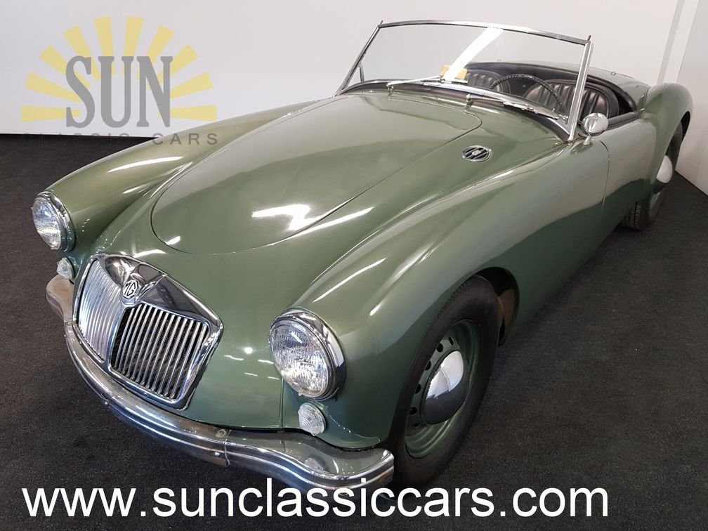 MGA 1959 in reasonably good condition For Sale (picture 1 of 6)