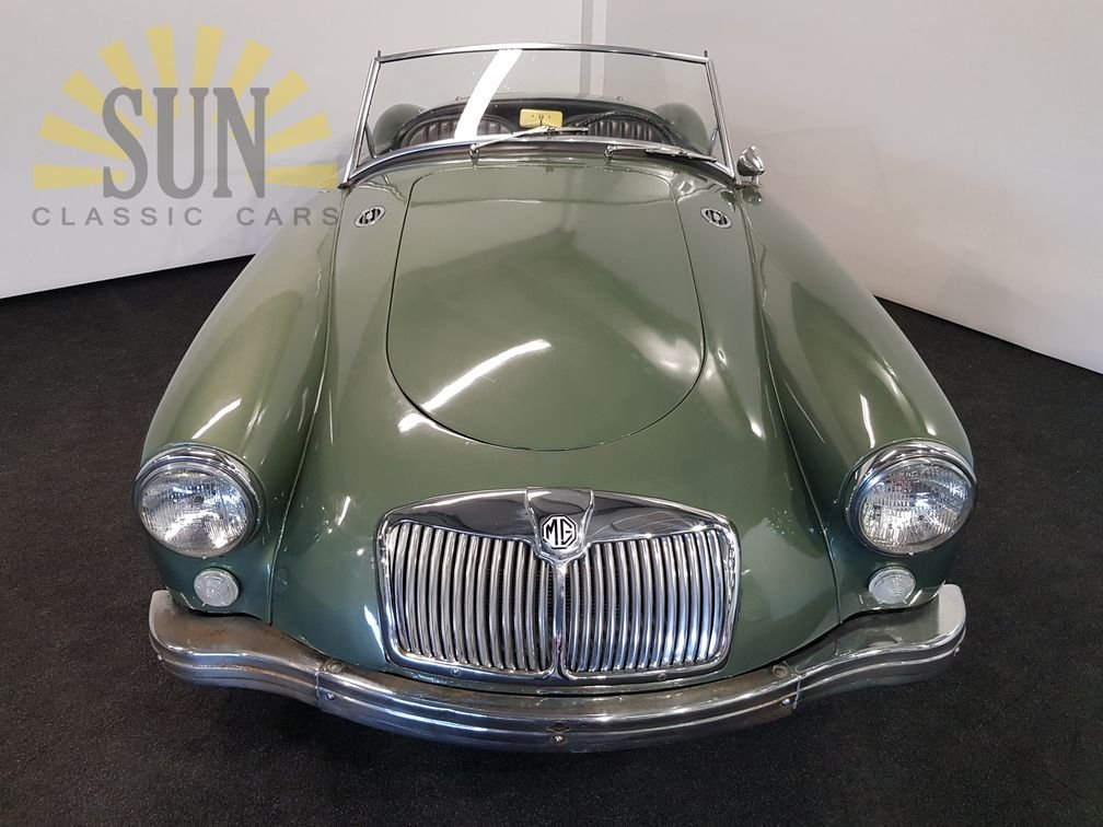 MGA 1959 in reasonably good condition For Sale (picture 2 of 6)