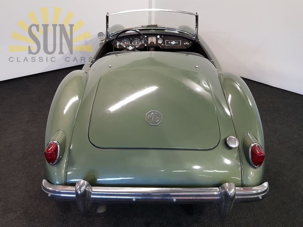 MGA 1959 in reasonably good condition For Sale (picture 3 of 6)