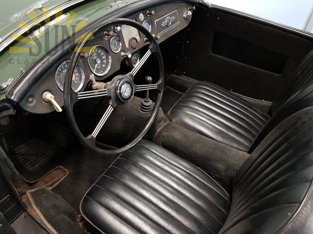 MGA 1959 in reasonably good condition For Sale (picture 4 of 6)